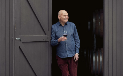 James Halliday's unmatched wine knowledge powers Juno