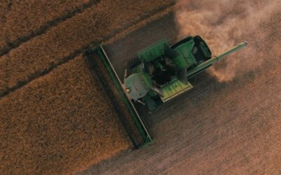 Artificial intelligence is transforming the way we farm