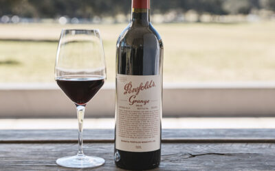 Penfolds Grange set sells for a record $372,800